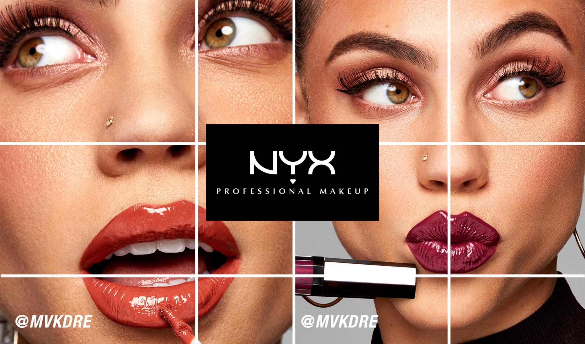 nyx contour kit sverige