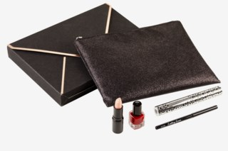 Makeup Clutch Kit KICKS MAKEUP BAG KIT+MAKEUP