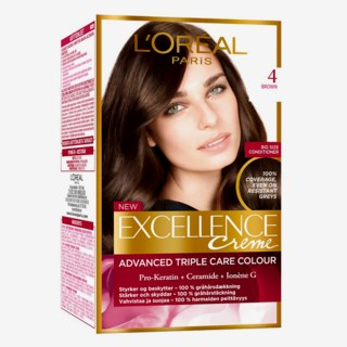 Excellence Nivå 3 6.41 Dark Amber Blonde