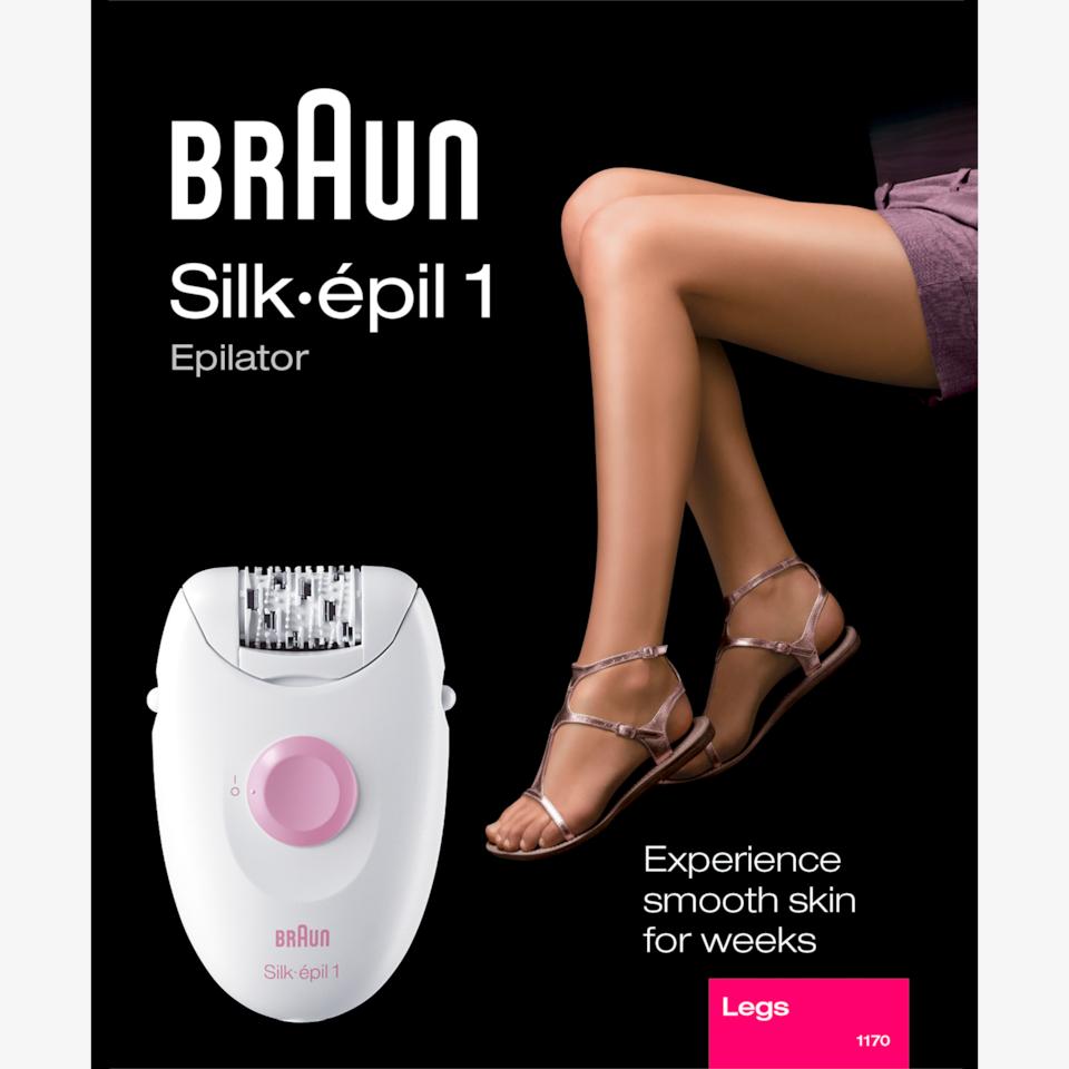 Epilatore Braun Silk-Epil 1 recensioni