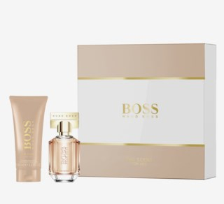 The Scent For Her EdP Box EdP 30ml + Bodylotion 100ml