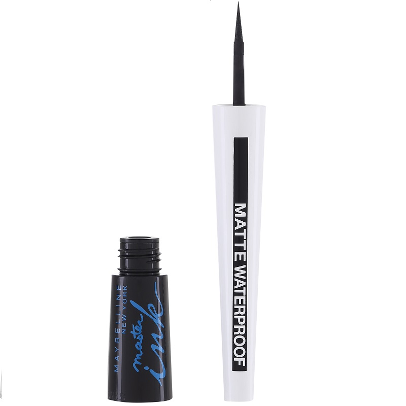 Master Ink Waterproof Eyeliner Black