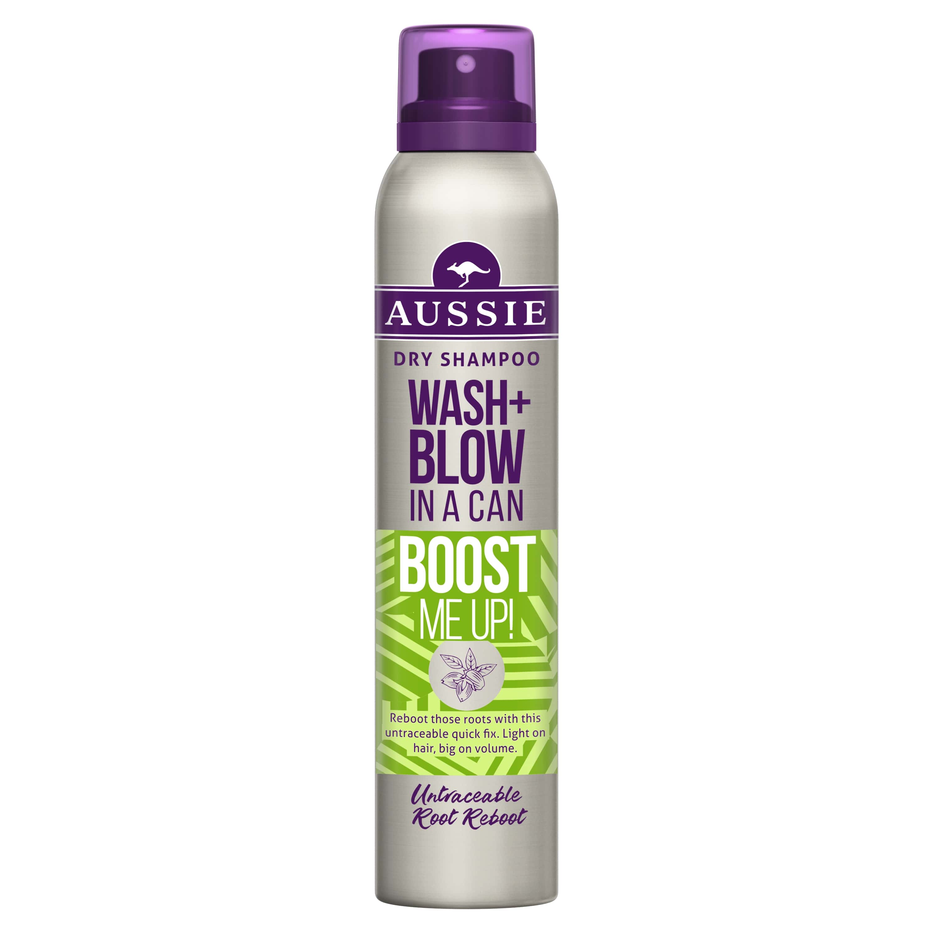 Wash + Blow Boost Me Up Torrschampo 180 ml