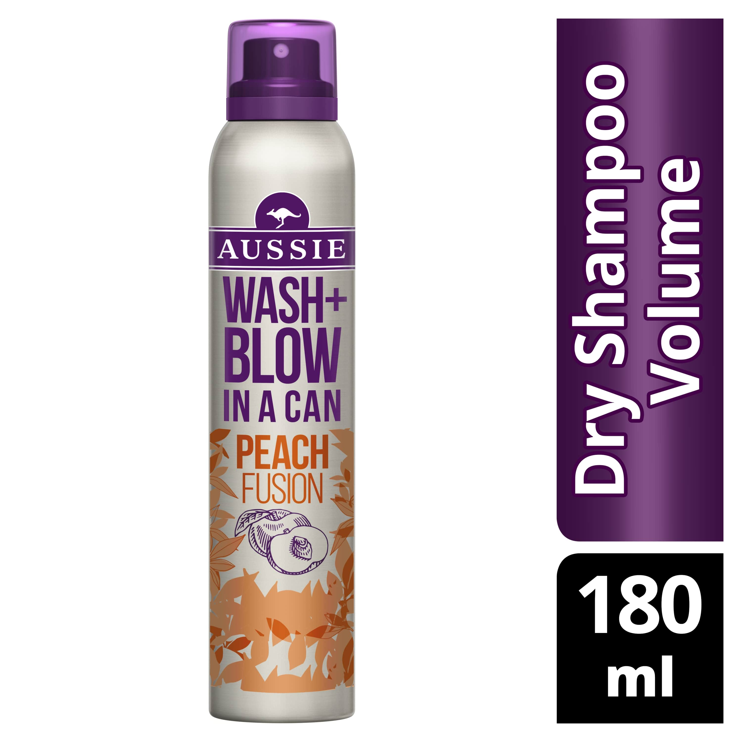 Wash + Blow Peach Fusion Dry Shampoo