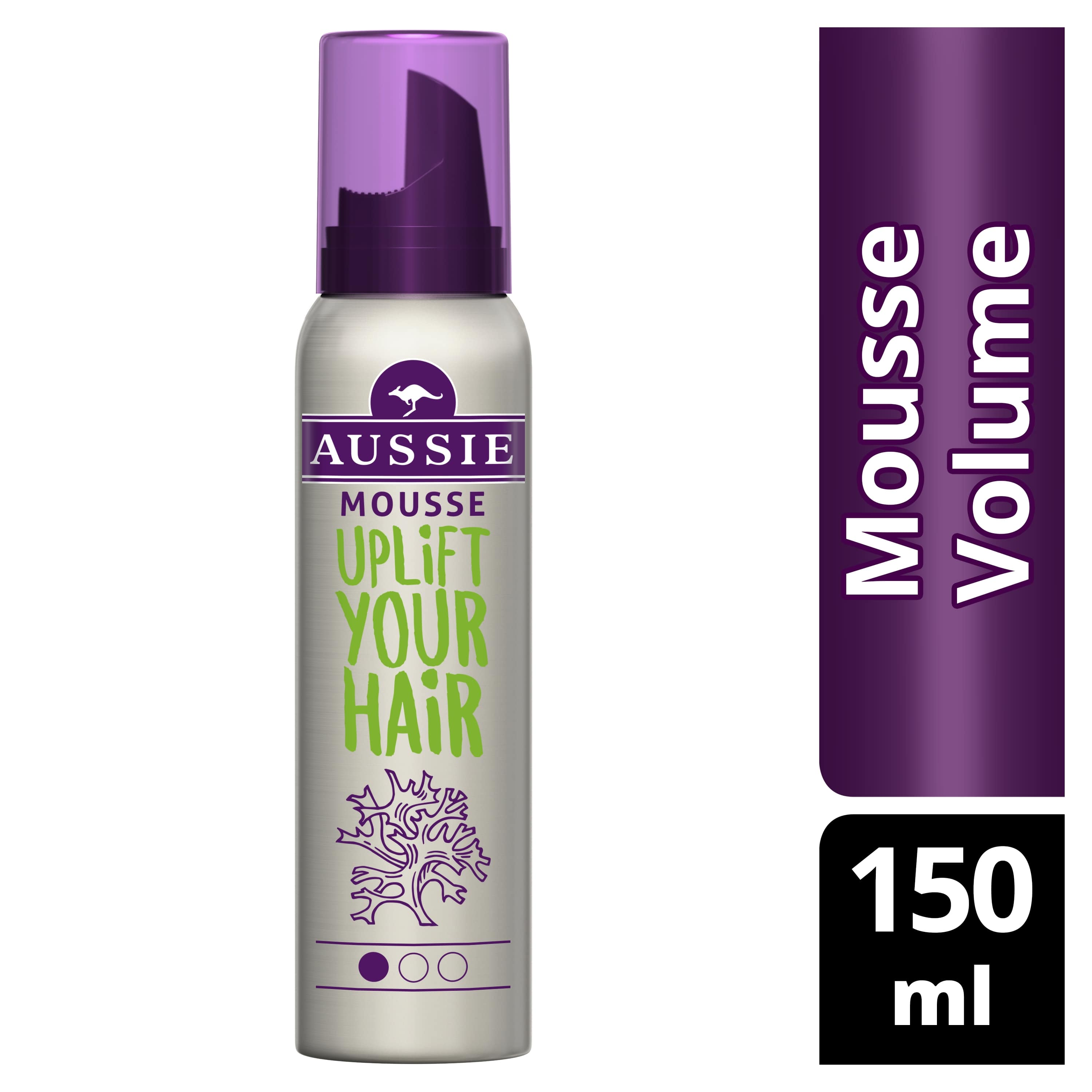Uplift Your Hair Mousse, för platt hår 150 ml
