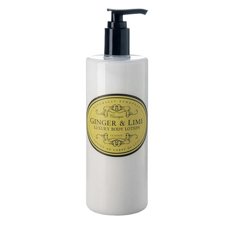 Body Lotion Ginger & Lime 500 ml