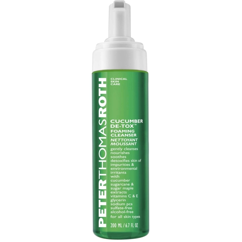 Cucumber Detox Foaming Cleanser 180 ml