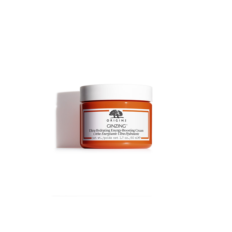 GinZing™ Ultra-Hydrating Energy-Boosting Cream