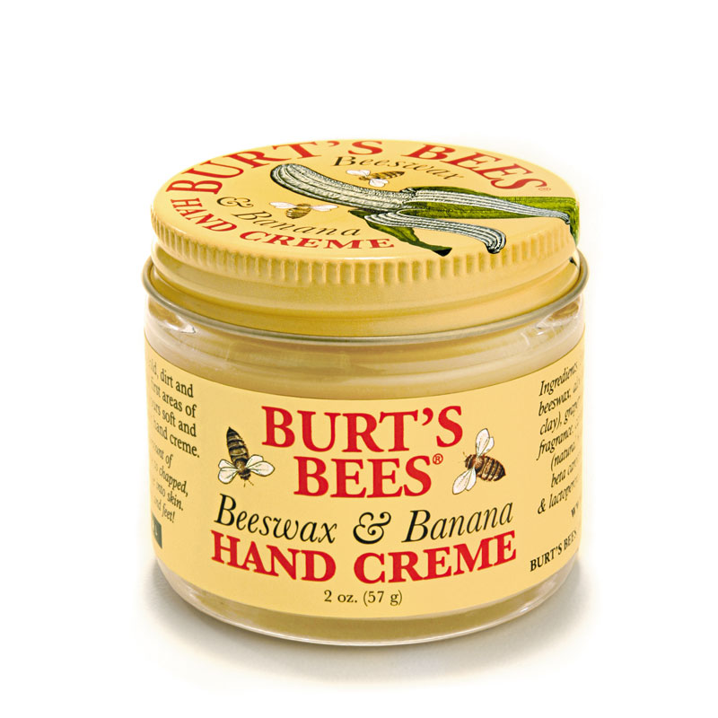 Beeswax & Banana Hand Cream