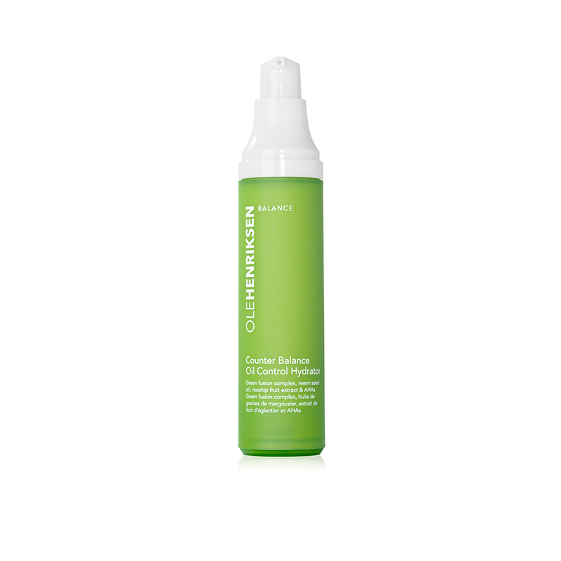 Counter Balance Oil Control Hydrator