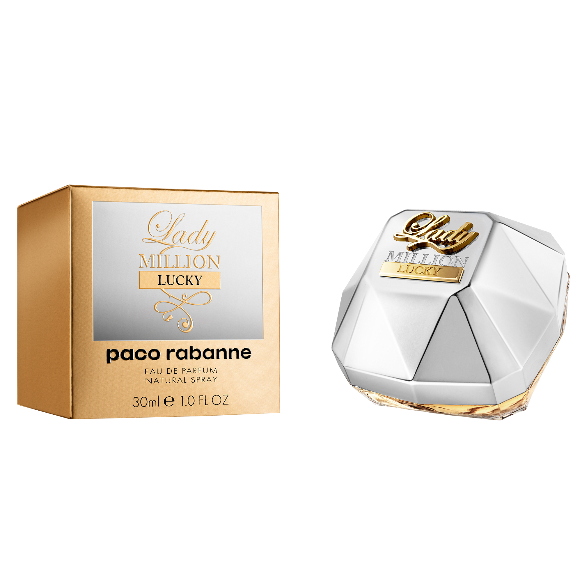 lady million parfym kicks