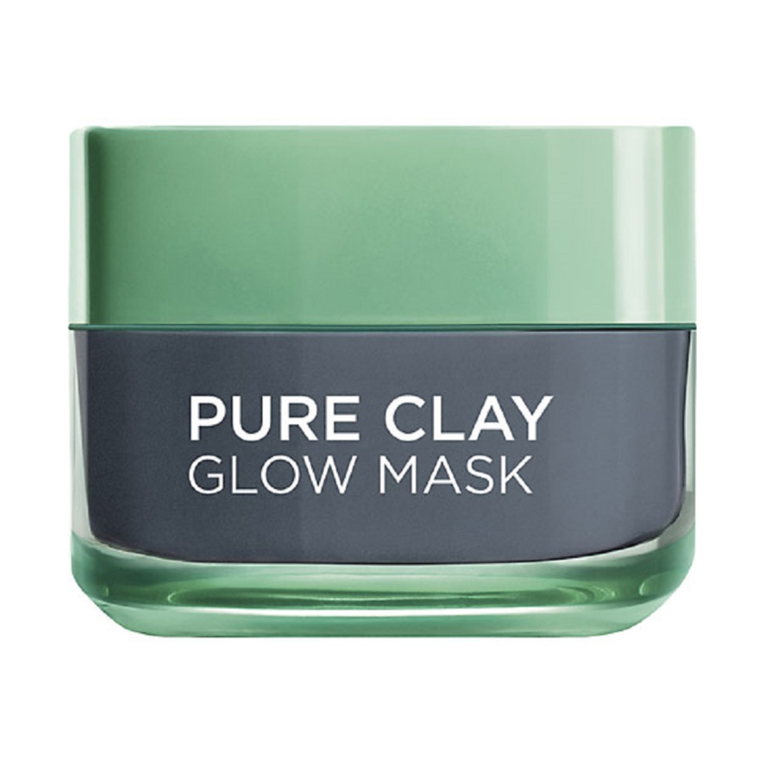 Pure Clay Glow Mask
