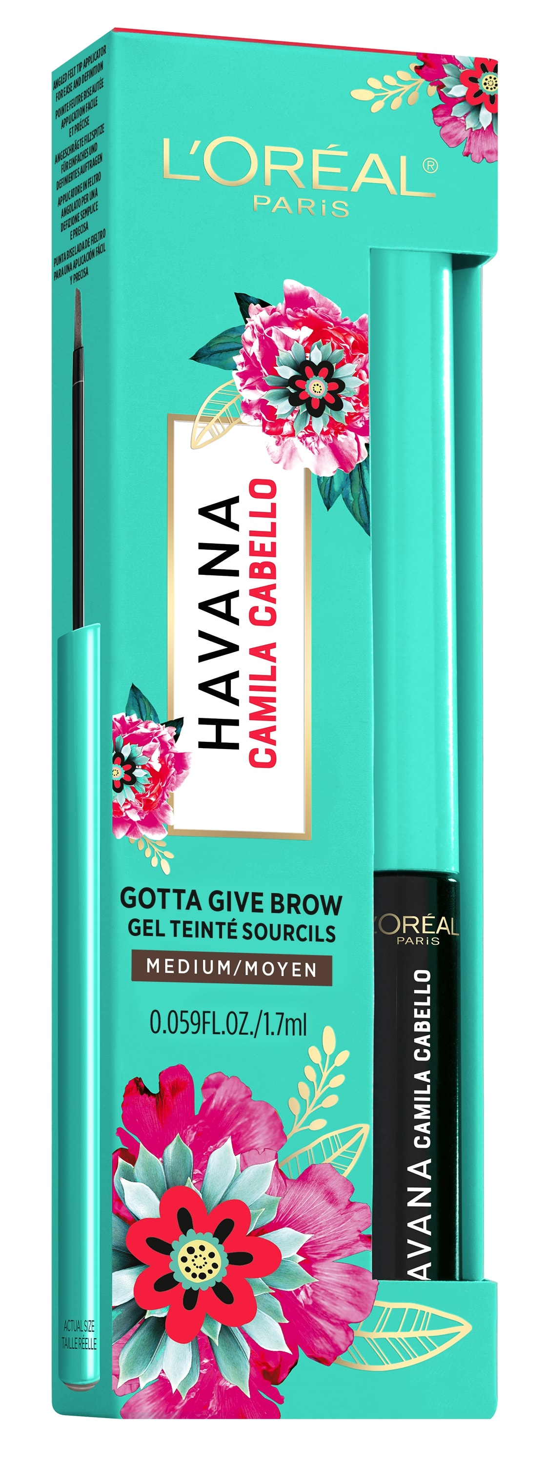 Havana Camila Cabello Gotta Give Brow Gel