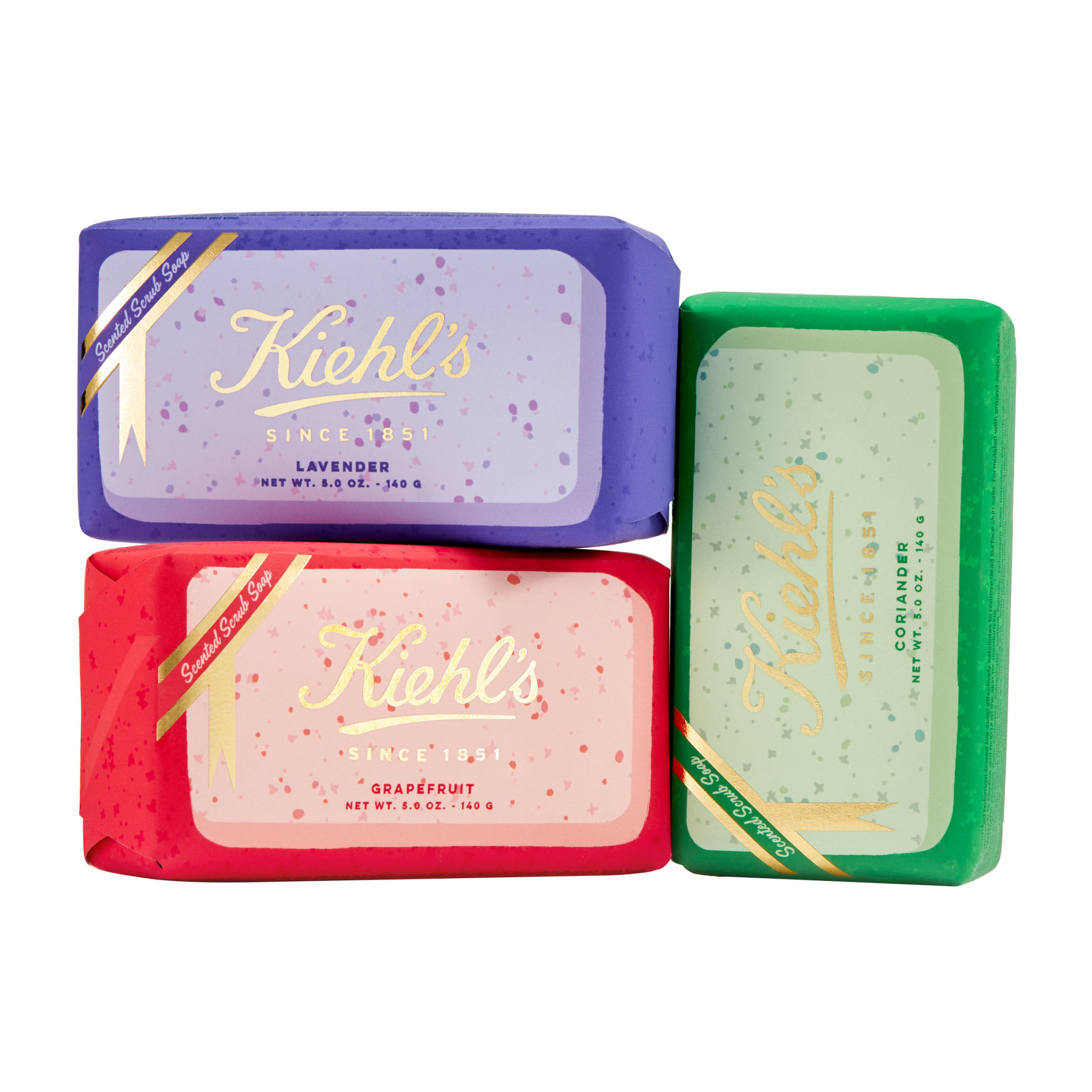 Exfoliating Body Scrub Soap Limited Edition