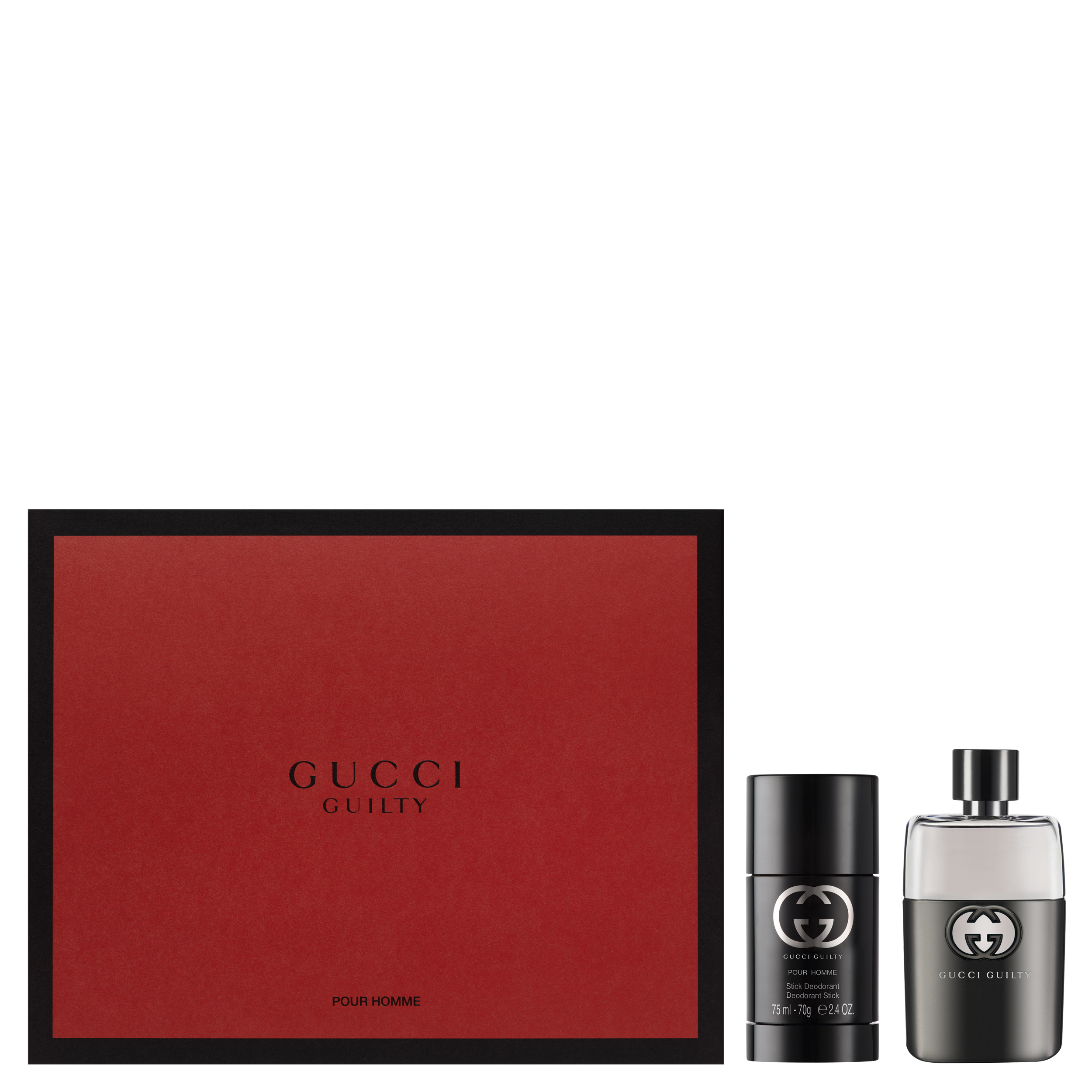 Guilty Pour Homme Giftbox
