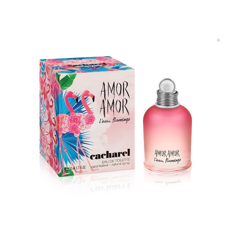 Amor Amor L`Eau Flamingo EdT 50 ml