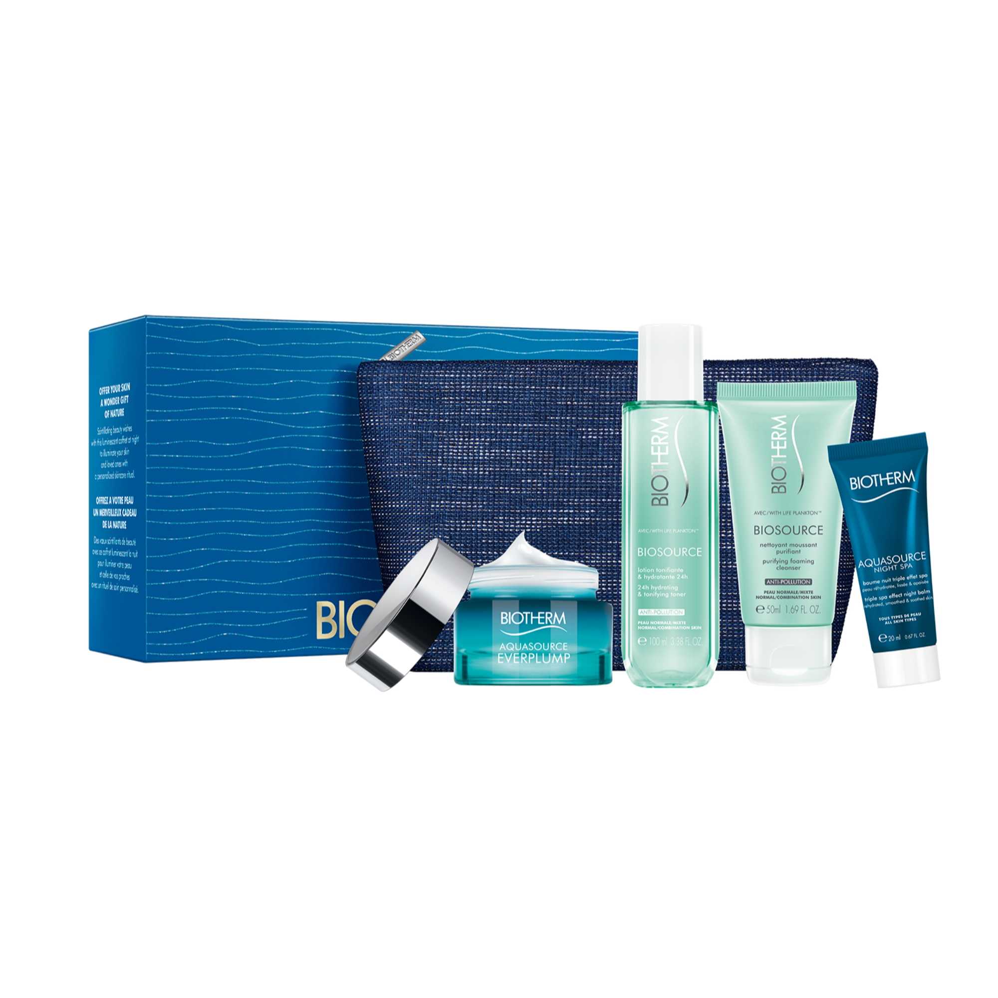 Aquasource Everplump Giftbox