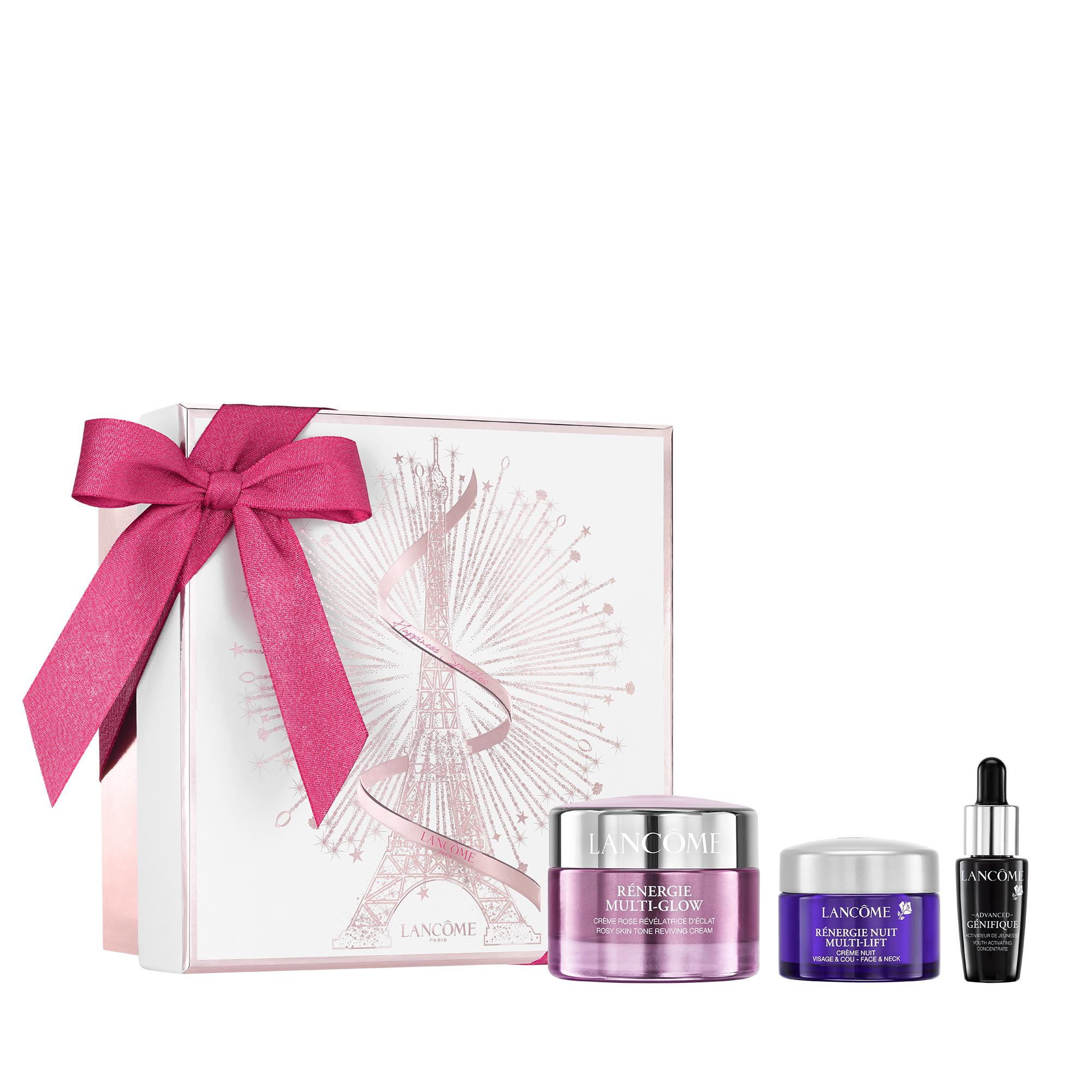 Prestige Set Renergie Rosy Glow Giftbox
