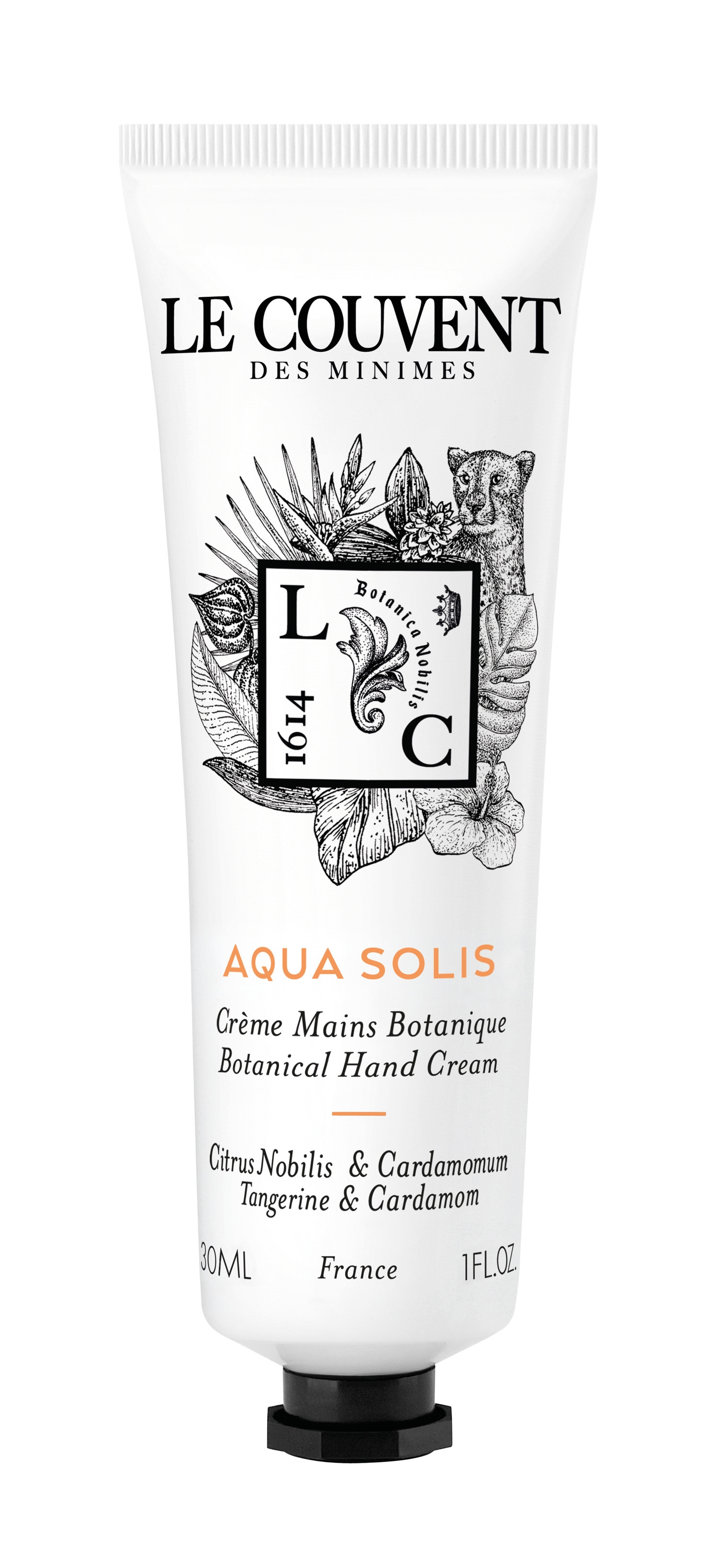 Botanical Aqua Solis Hand Creme 30 ml