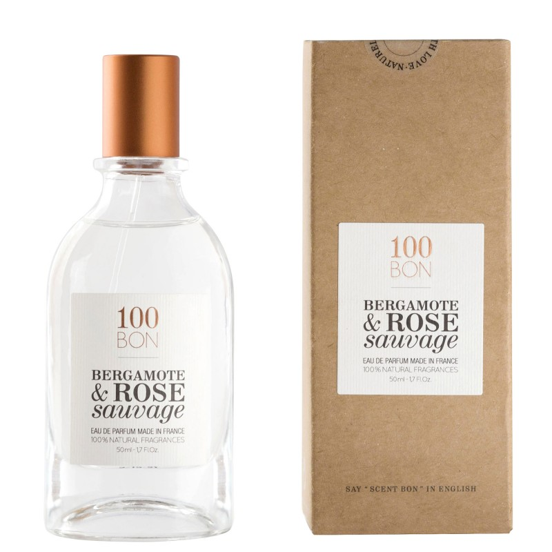 Bergamote/Rose Sauvage EdP 50 ml