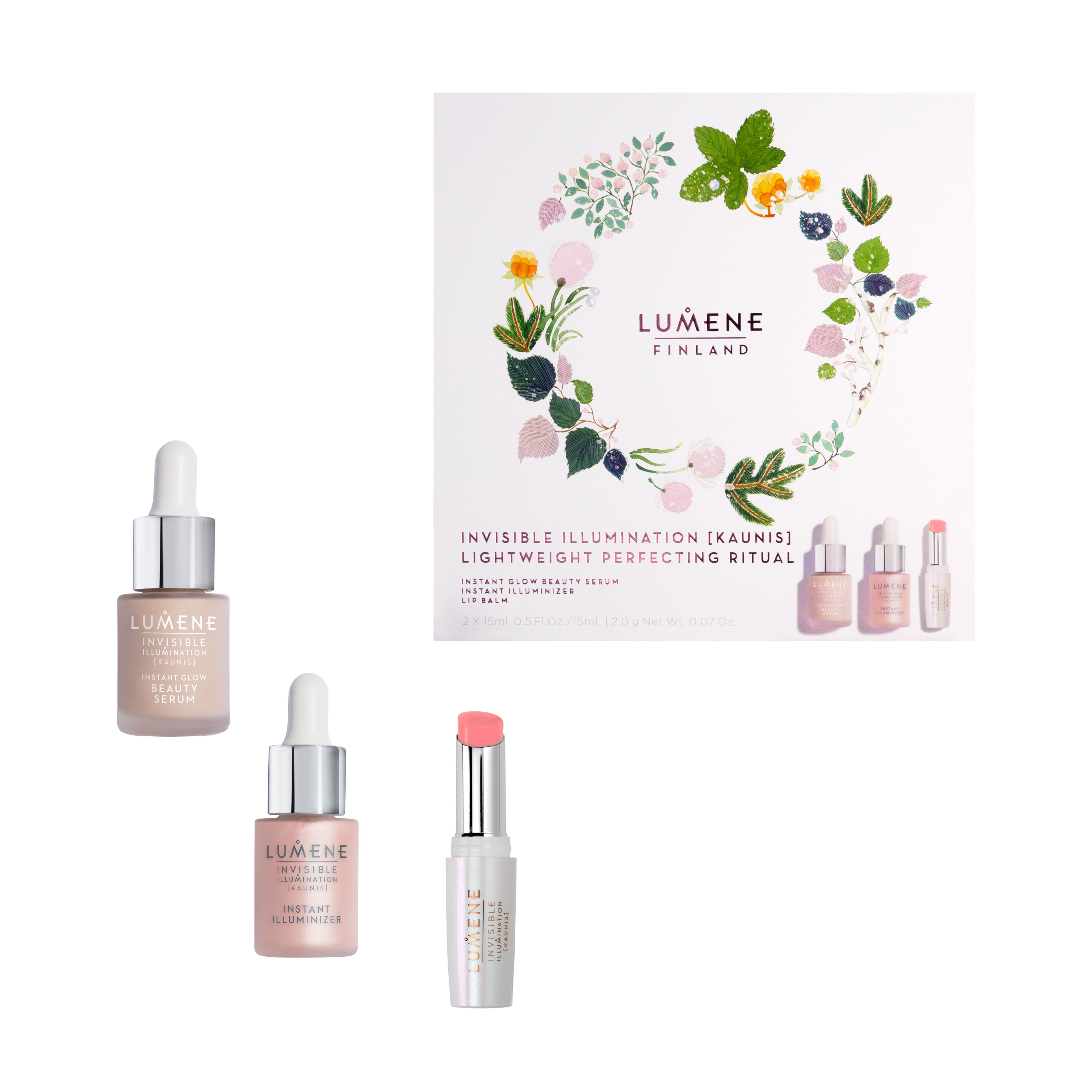 Invisible Illumination Lightweight Perfecting Ritual Giftbox