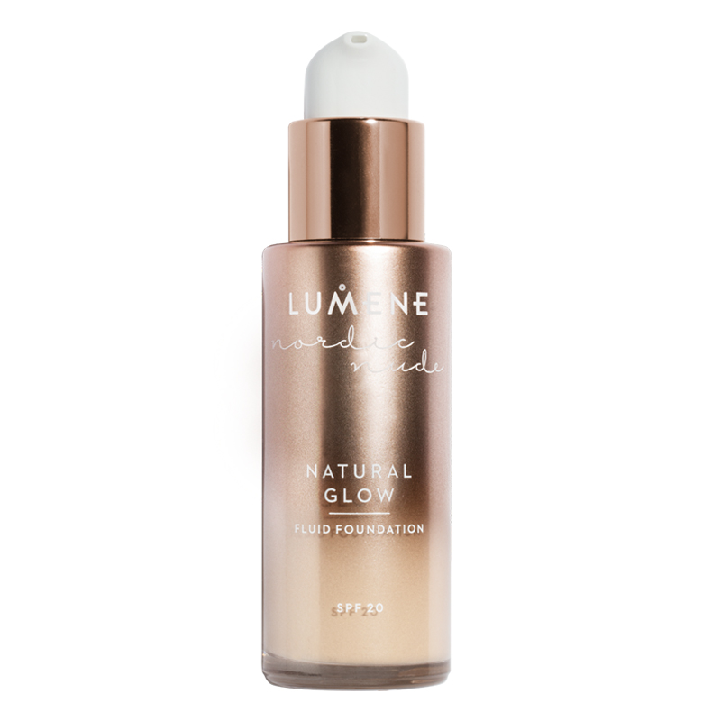 Nordic Nude Natural Glow Fluid Foundation SPF20