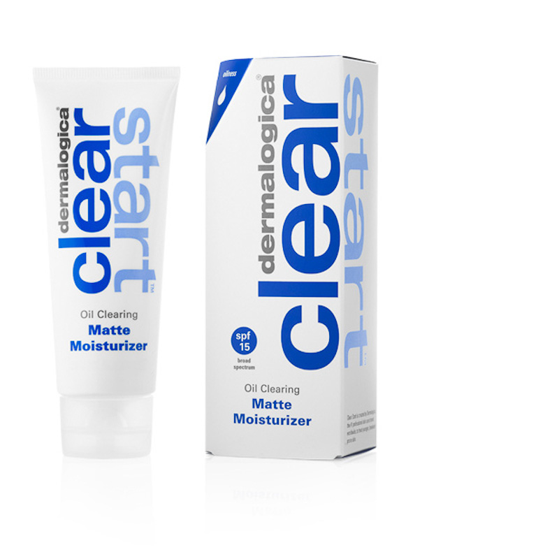 Clear Start Oil Clearing Matte Moisturizer