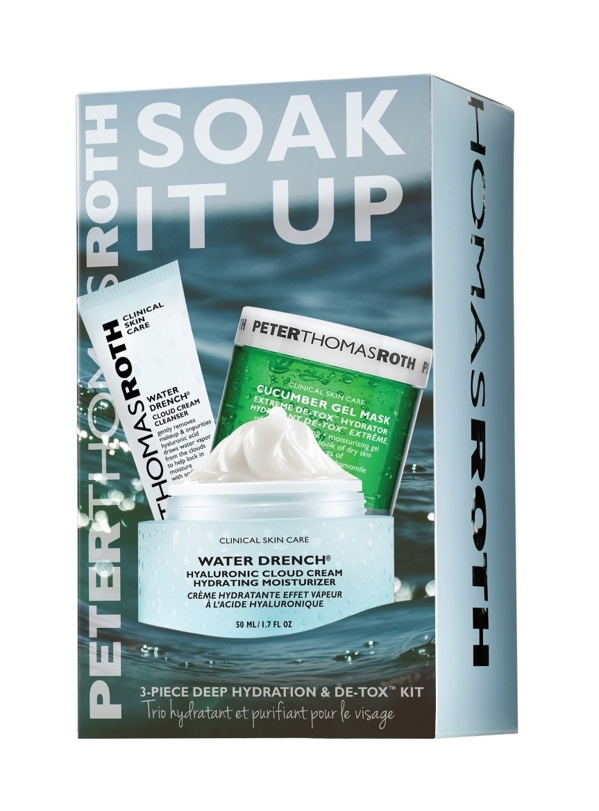 Soak It Up Face Kit 157 ml