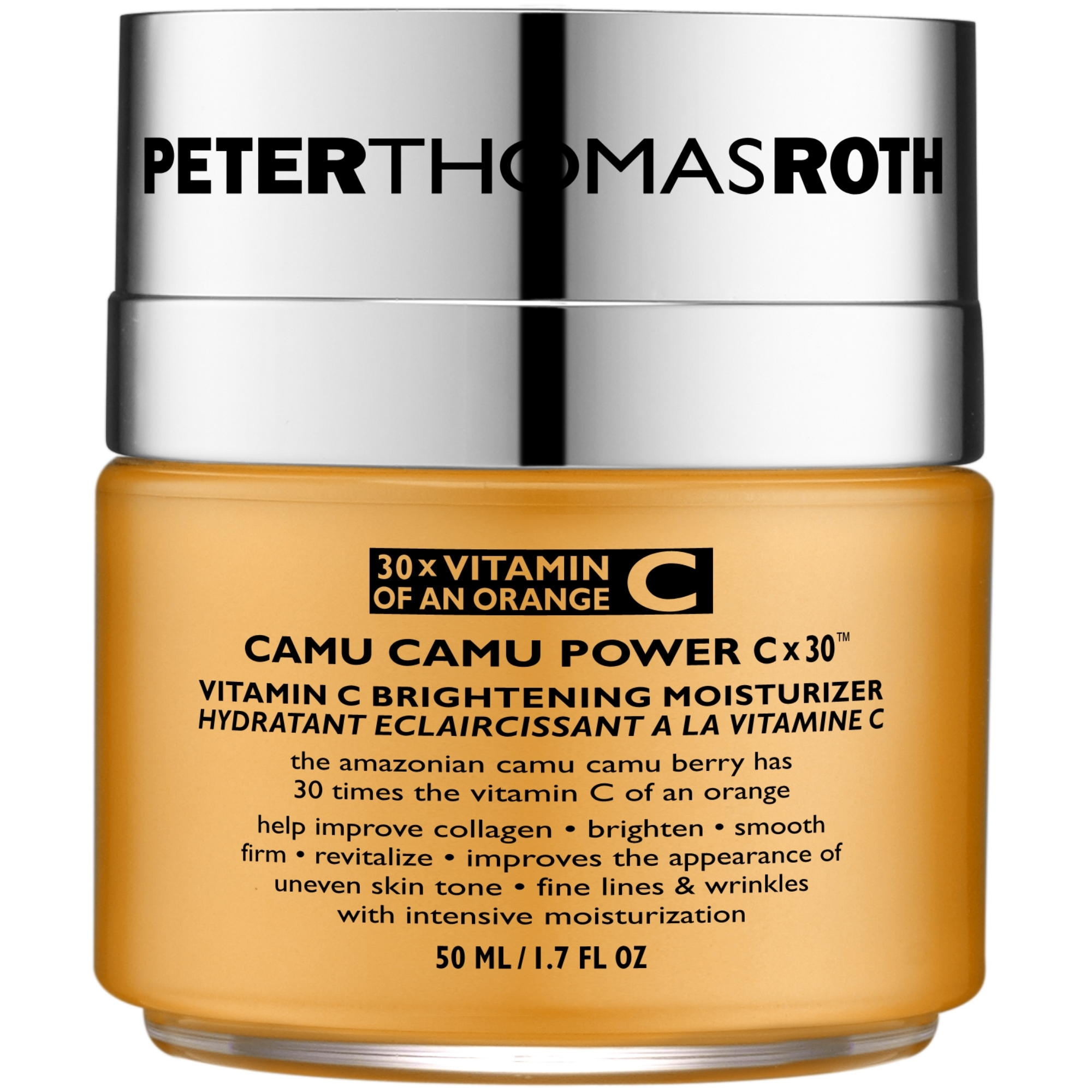 Camu Camu Power Cx30 Vitamin C  Brightening Moisturizer 50 ml