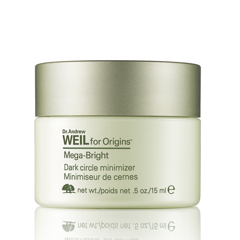 Dr. Weil Mega-Bright Dark Circle Minimizer Eye Cream