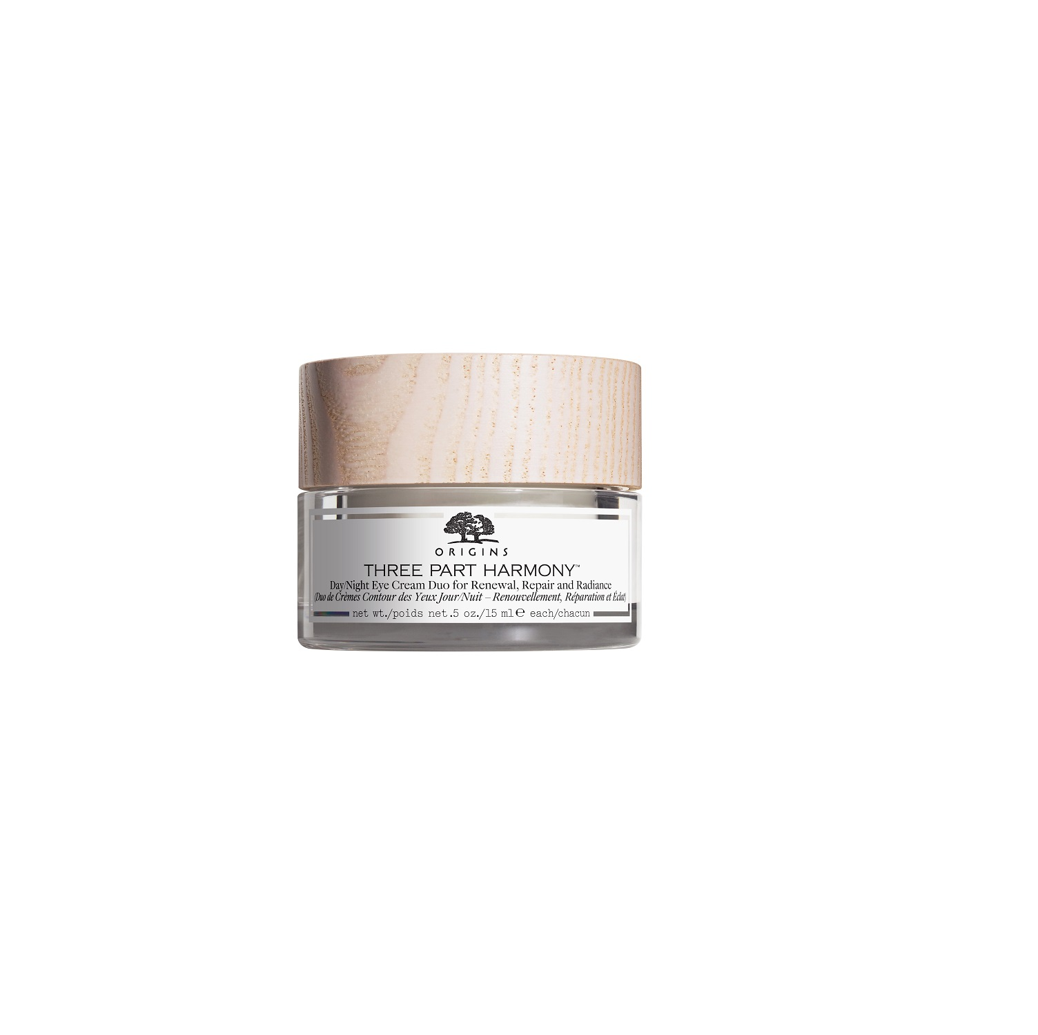 Three Part Harmony Day & Night Duo Eye Cream 30 ml