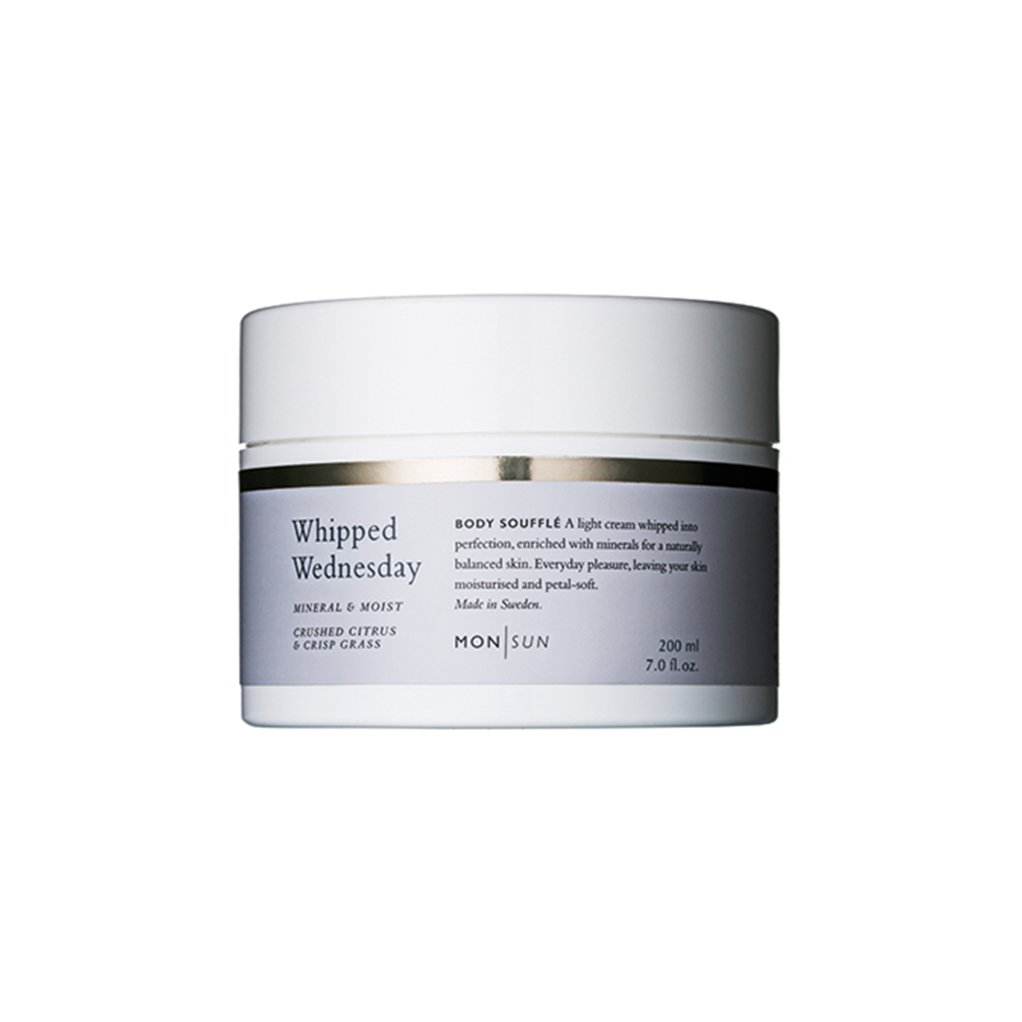 Whipped Wednesday Mineral & Moist Body Soufflé 200 ml