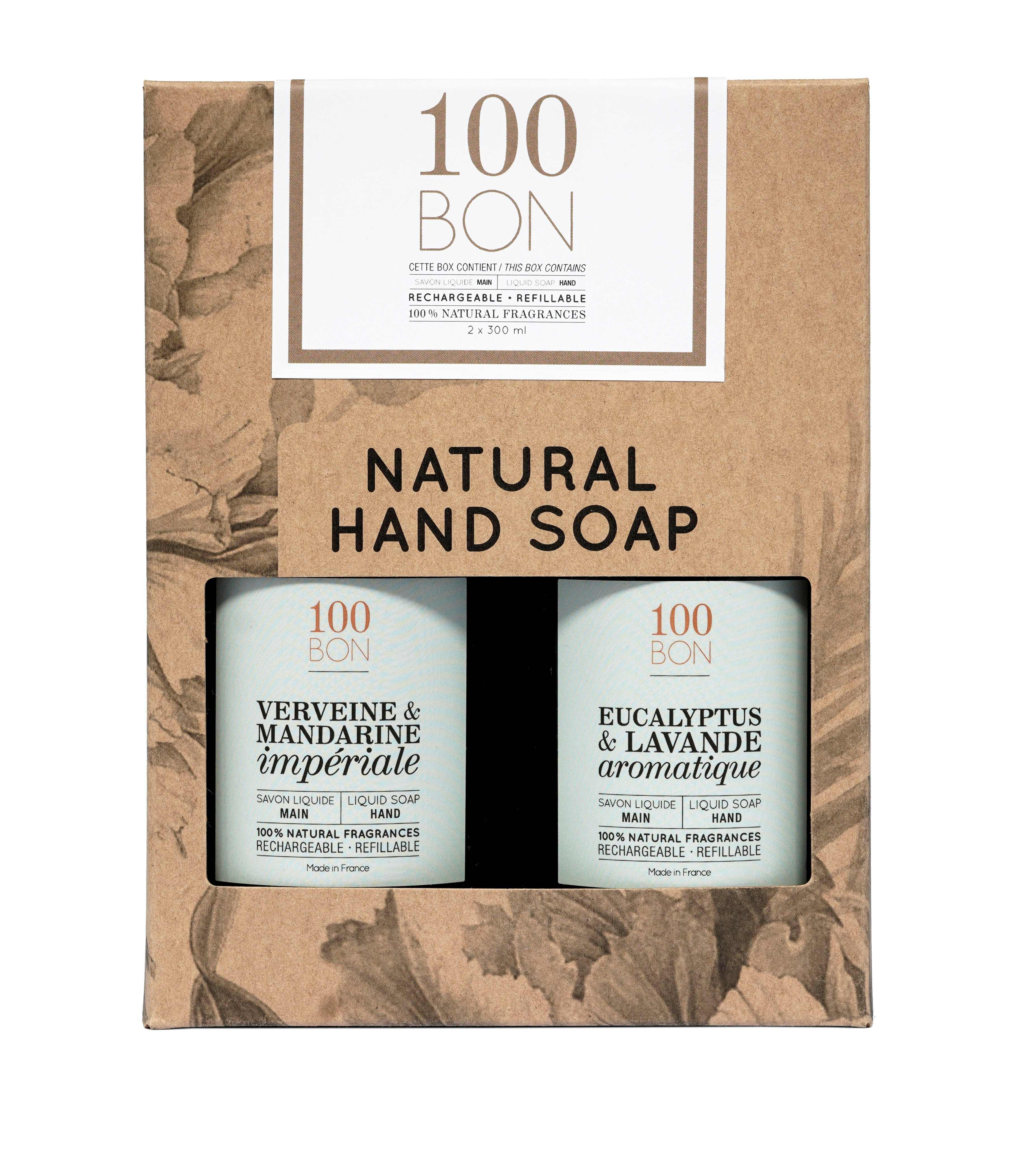 Hand Soap Giftbox