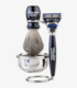 Duke SR 4-Piece Ebony (Fusion) Shaving Set