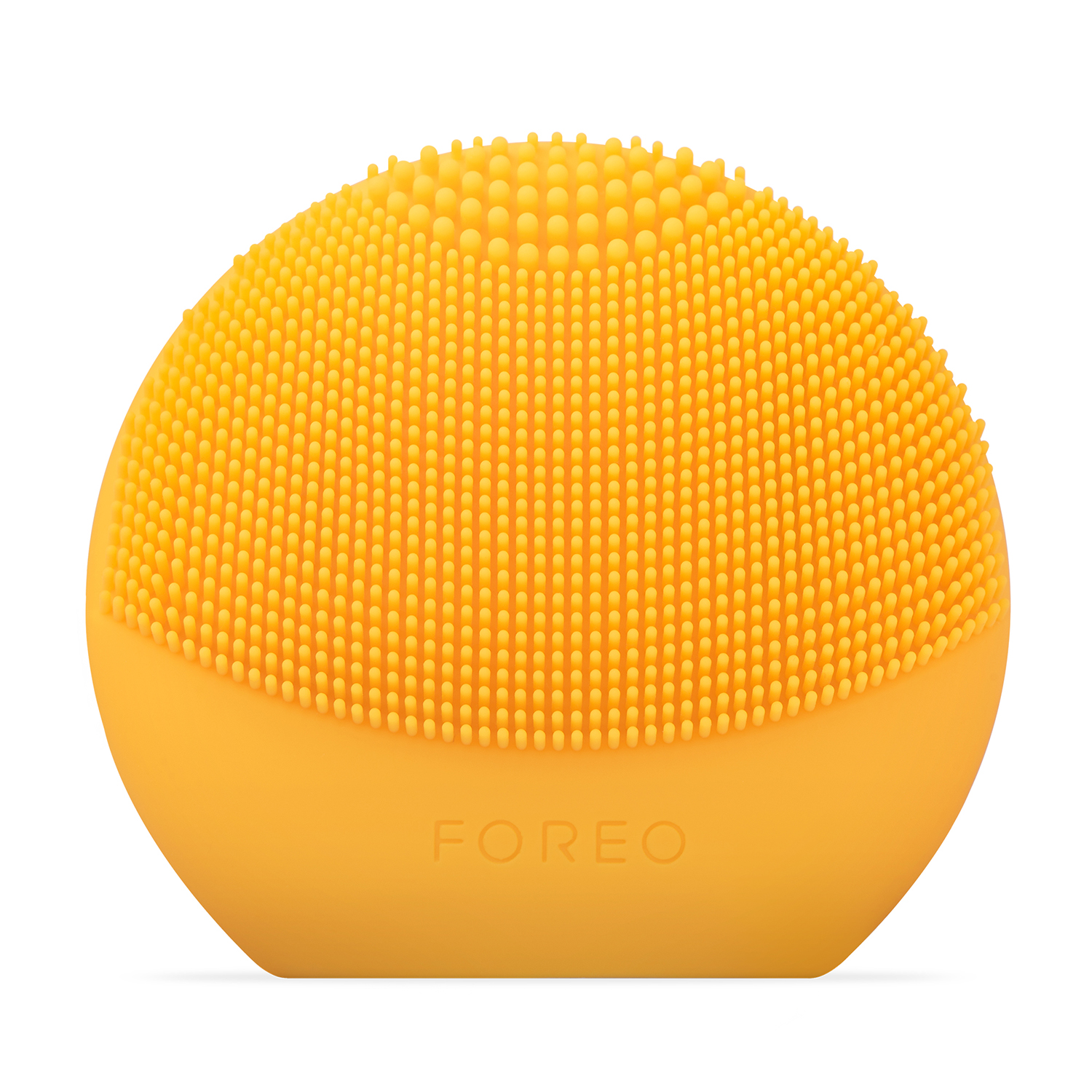 Luna Fofo Smart Facial Cleansing Brush Sunflower Yellow
