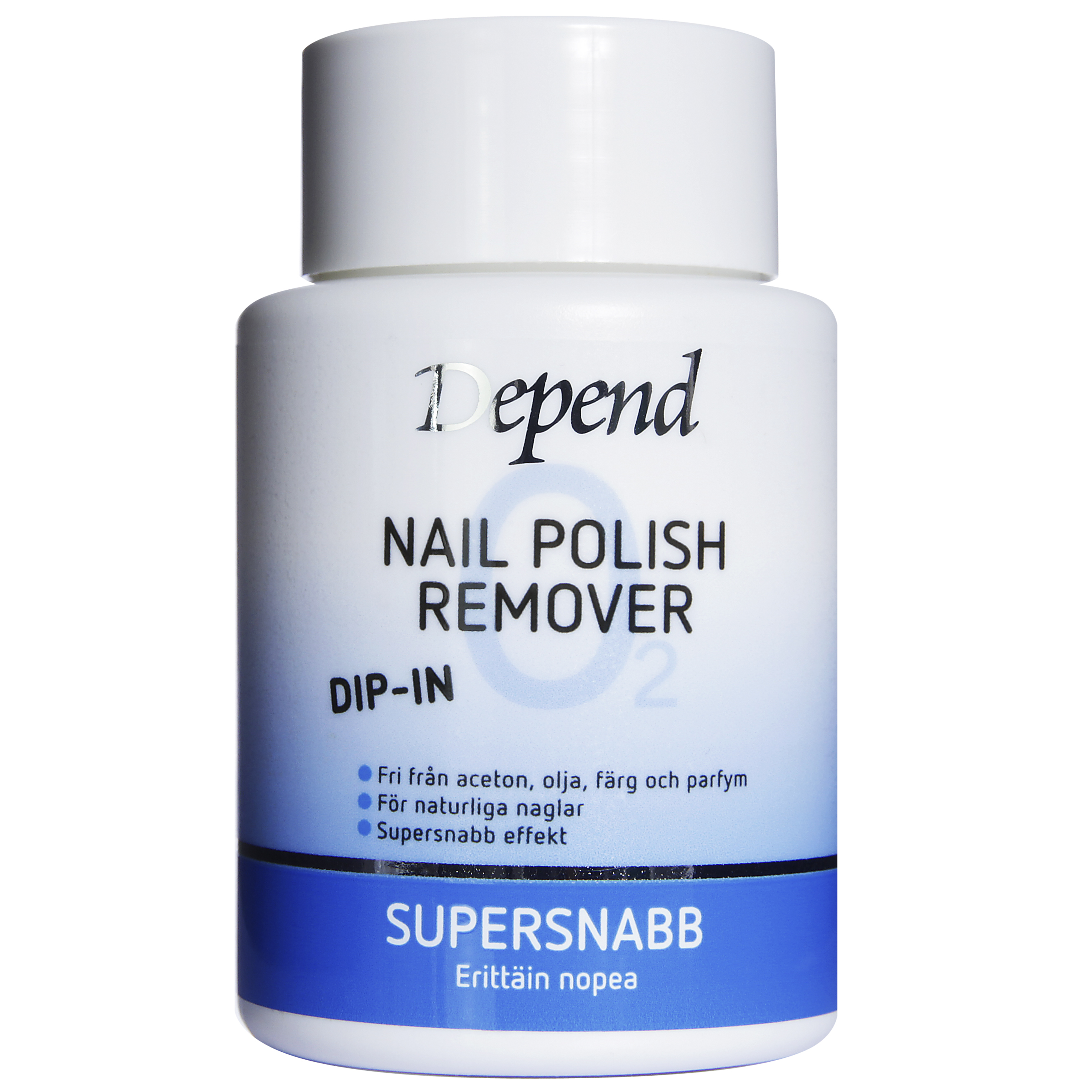 Dip-in Remover Supersnabb