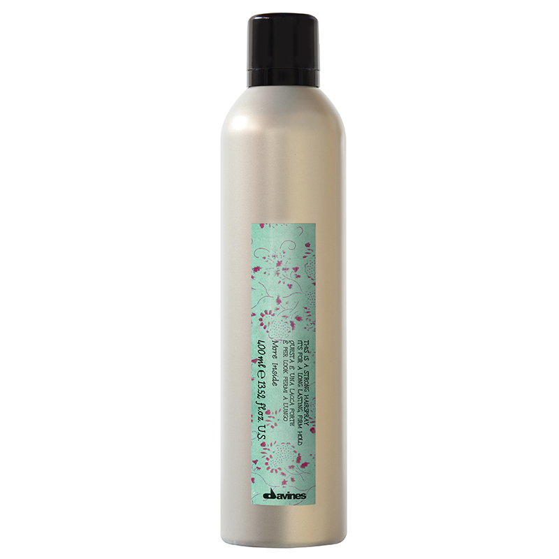 Strong Hold Hairspray 400 ml