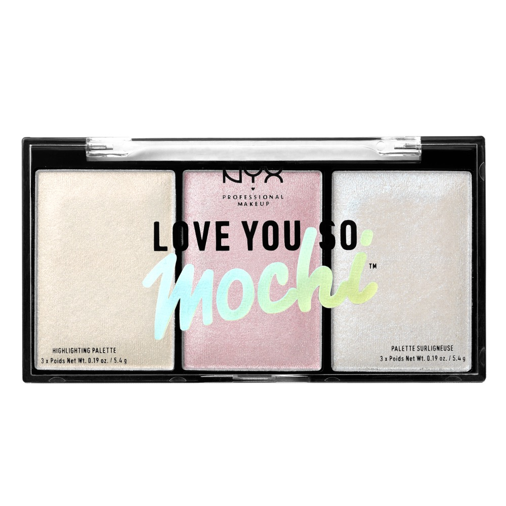Love You So Mochi Highlighter Palette Arcade Glam
