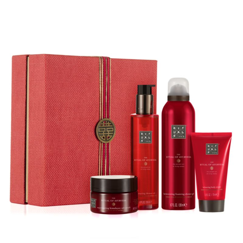 The Ritual of Ayurveda Balancing Ritual Gift Set