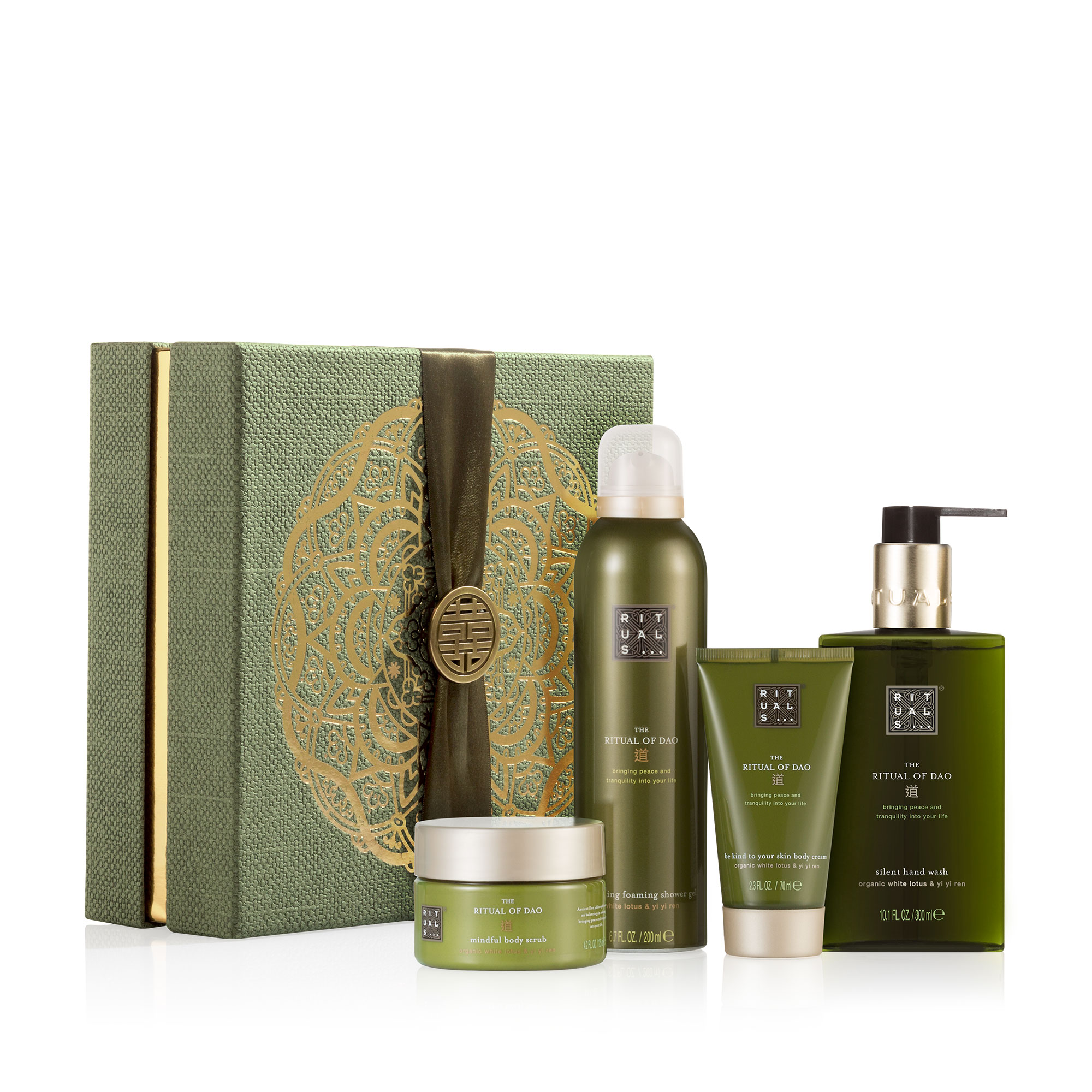 The Ritual Of Dao - Calming Ritual Medium Giftbox