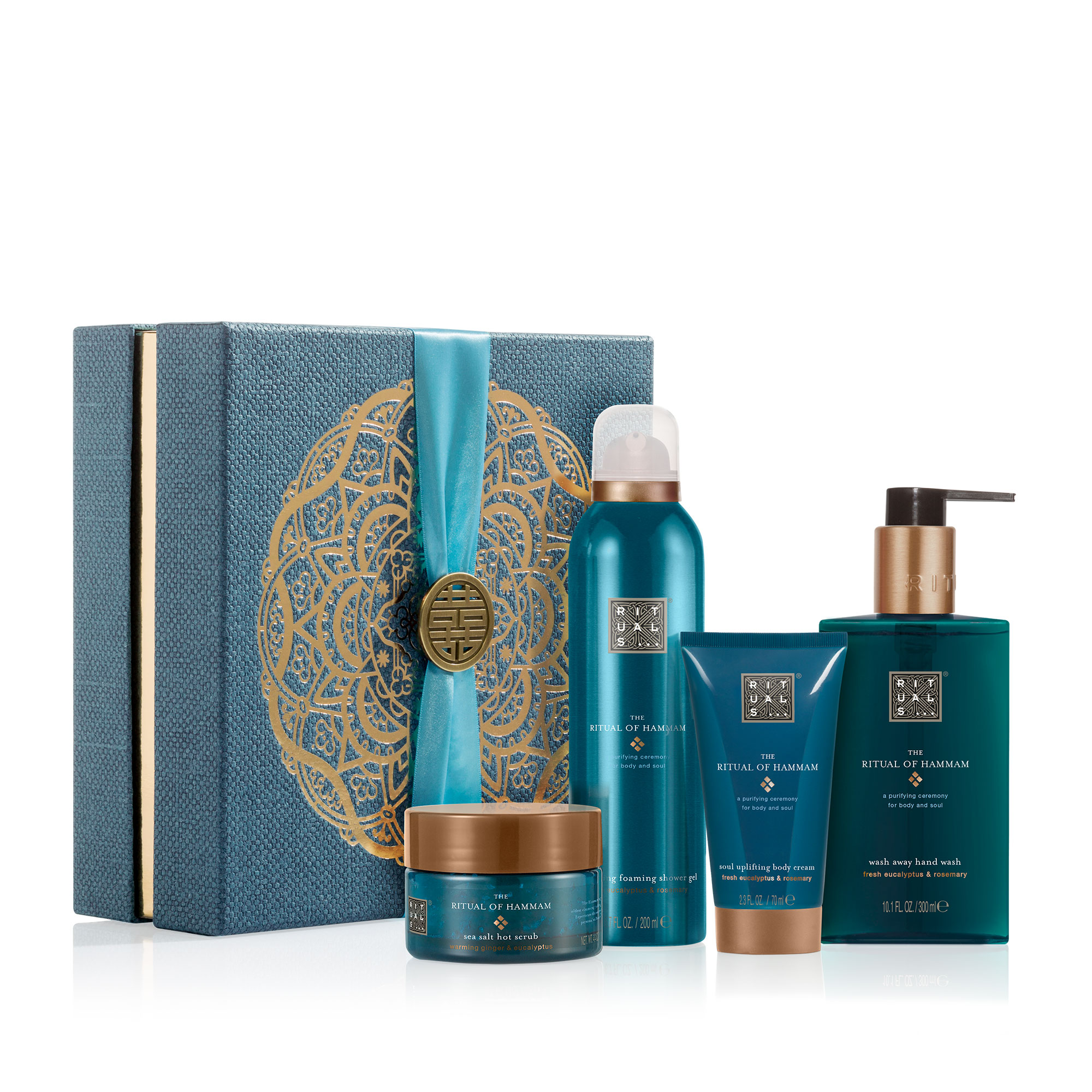 The Ritual Of Hammam - Purifying Ritual Medium Giftbox