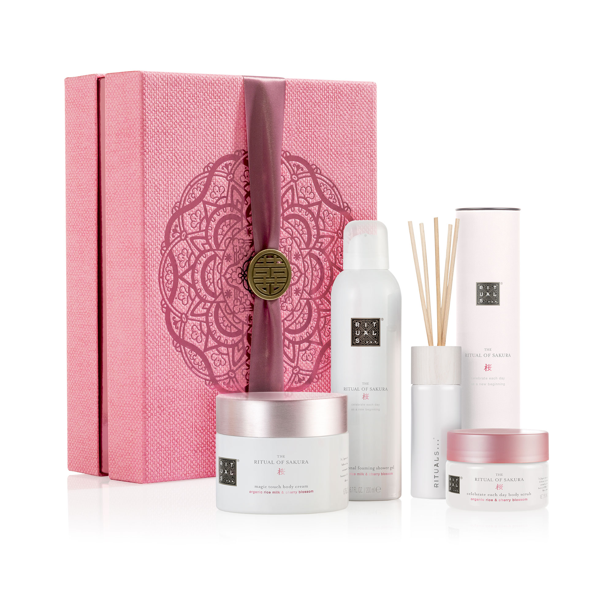 The Ritual Of Sakura - Renewing Collection Large Giftbox